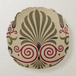 Cojín Redondo Diseño #10 @ VictoriaShaylee del Victorian
