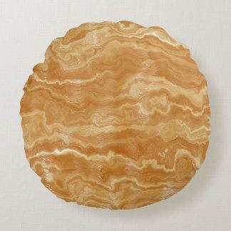Cojín Redondo Mármol de ónix (alabastro)