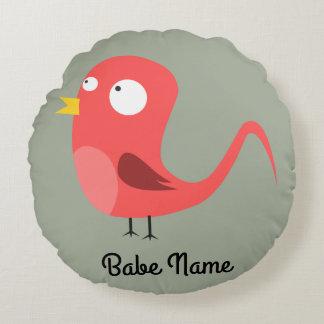 Cojín Redondo Pajarito-rooster-2400px