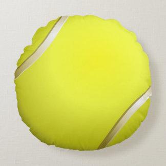 Cojín Redondo Pelota de tenis