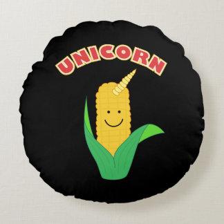 Cojín Redondo Unicornio