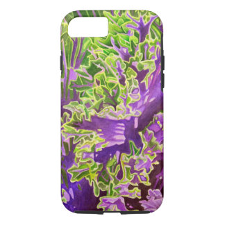 Col rizada ornamental funda iPhone 7