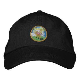 Colas de Frieda - gorra de béisbol negra