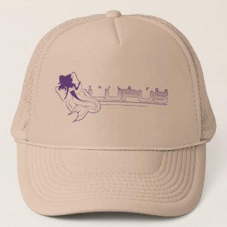 Colas para el gorra del lupus
