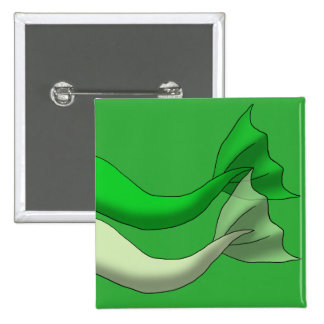 Colas verdes y verdes de la sirena de los
