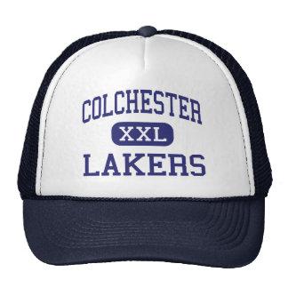 Colchester - Lakers - altos - Colchester Vermont Gorra
