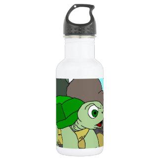 Colección 1 de The Tortoise and The Hare Botella De Agua