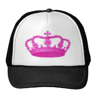 Colección colorida del regalo de la corona del gorras de camionero