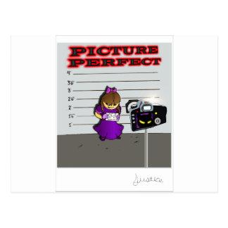 Colección de la justicia de Lil Postal