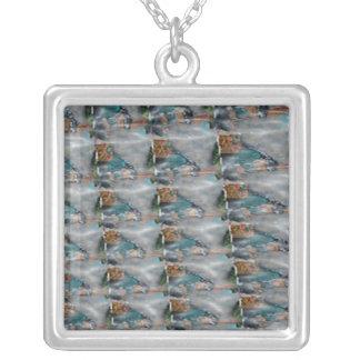 colección de la piedra preciosa de la perla 3d joyeria personalizada