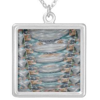 colección de la piedra preciosa de la perla 3d joyerias