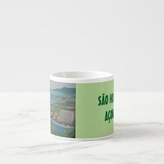 Colección de la taza de Miguel Espressp del sao de