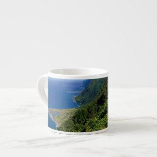 Colección de la taza del café express de Jorge del