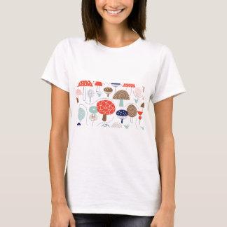 Colección de las setas de Emma Janeway Camiseta