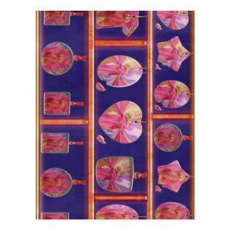 Colección de MYSTRY Oriental Postal