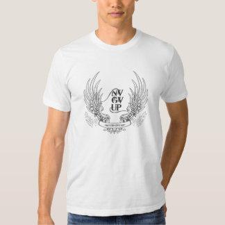 Colección del arcángel de NVGVUP: Michael T casual Camisetas