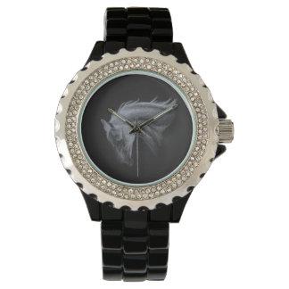Colección del caballo del fantasma relojes de mano
