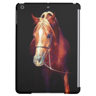 colección del caballo. rojo árabe