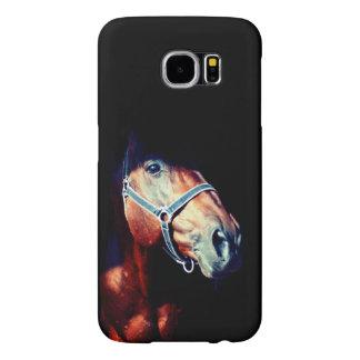 colección del caballo. Trakehner Funda Samsung Galaxy S6