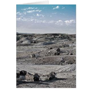 """""""Colección del cielo azul del desierto"""" Tarjeta De Felicitación"""