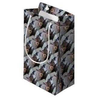 Colección del gatito bolsa de regalo pequeña