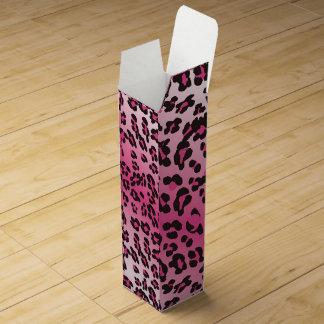 Colección del papel de regalo caja para vino