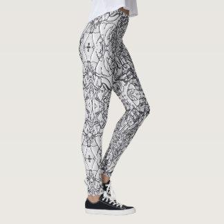 colección del ruido blanco leggings