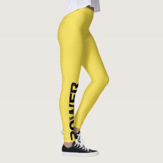 Colección inspirada de Legging - PODER