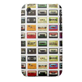Colección retra de la cinta Case-Mate iPhone 3 cárcasas