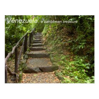 Colección:  Venezuela, un tesoro del Caribe Postal