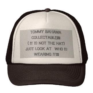 ¡COLECCIONABLE DE TOMMY BAHAMA!!!!! (NO ES LA HA… GORRA