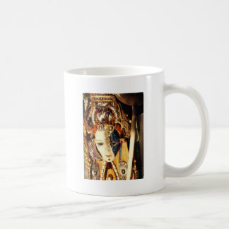 coleccionables del arte de Aharon de la imagen Taza De Café