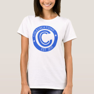 Colecreations real camiseta