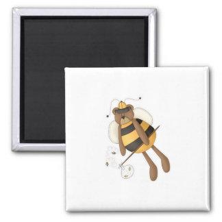 Colector de la abeja iman