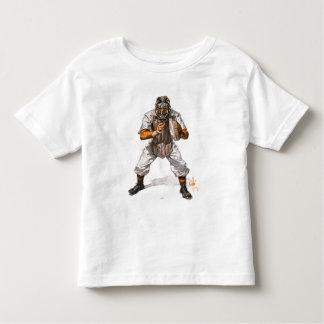 Colector del béisbol camisetas