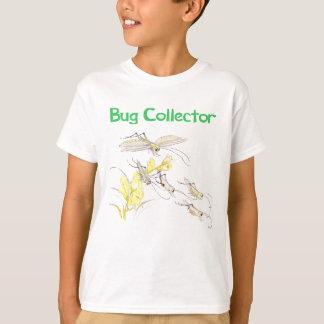 Colector del insecto de Katydids Camiseta