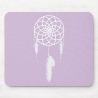 Colector ideal púrpura en colores pastel alfombrilla de ratón
