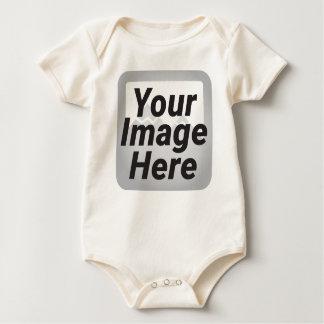 Colibrí en rama por SnapDaddy Body Para Bebé