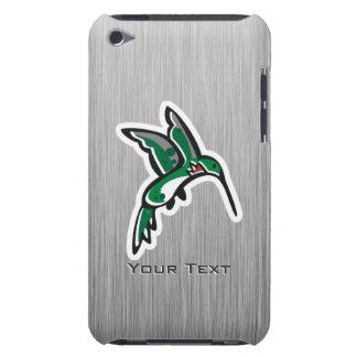 Colibrí lindo; Metal-mirada iPod Touch Cárcasas