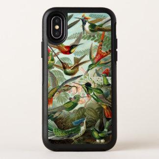Colibríes de Ernst Haeckel, árboles de los pájaros