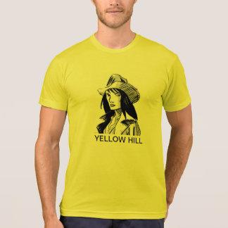 Colina amarilla camiseta
