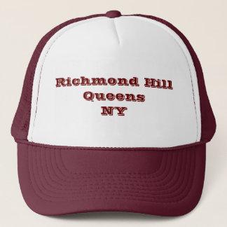 Colina de Richmond, Queens, sombrero del camionero