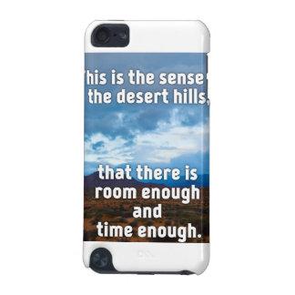 Colinas del desierto carcasa para iPod touch 5