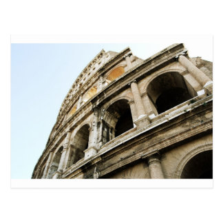 Coliseo Roma Postal