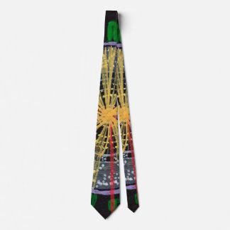 Colisiones de Proton en la corbata de LHC