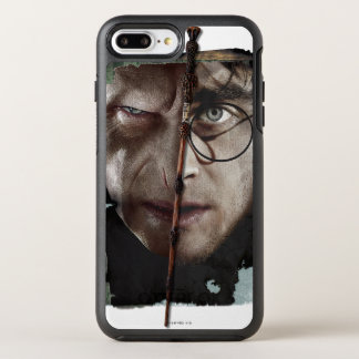 Collage 10 de Harry Potter Funda OtterBox Symmetry Para iPhone 7 Plus