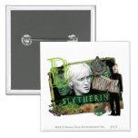 Collage 1 de Malfoy del Draco Chapa Cuadrada 5 Cm