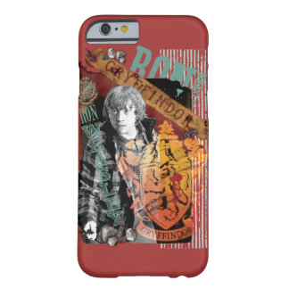 Collage 1 de Ron Weasley Funda De iPhone 6 Barely There