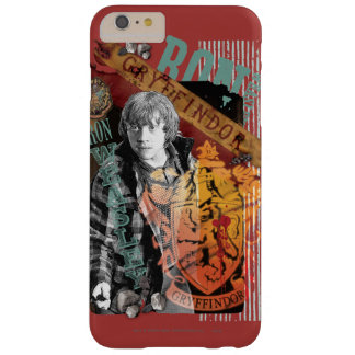 Collage 1 de Ron Weasley Funda De iPhone 6 Plus Barely There