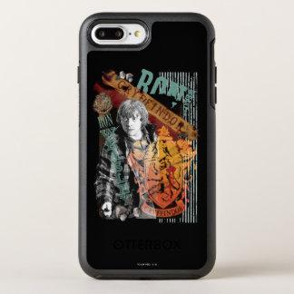 Collage 1 de Ron Weasley Funda OtterBox Symmetry Para iPhone 7 Plus